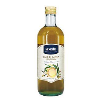 Dầu Oliu Tinh Luyện Olive Pomace La Sicilia (Ý) 1 Lít