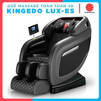 Ghế Massage Toàn Thân Cao Cấp King Edo 4D Lux-E5 - Máy...