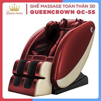 Ghế Massage Toàn Thân Công Nghệ Nhật Bản Queen Crown Qc-5S