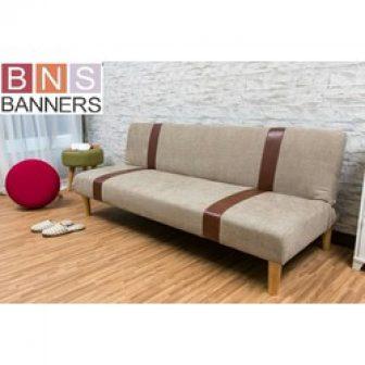 Ghế Sofa Giường Đa Năng Bns 2020-Nâu 170X86X35Cm