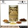 Granola Ăn Kiêng Gạo Lứt Yến Mạch Gufoods - Hỗ Trợ Giảm Cân, Tập Gym, Eat Clean