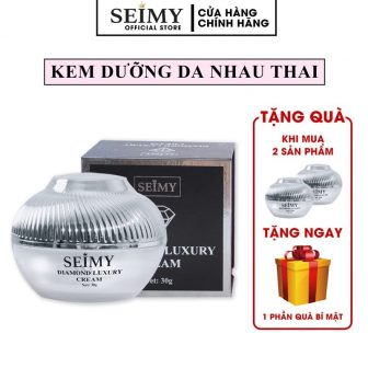 Kem Dưỡng Da Mặt Ban Đêm Face Nhau Thai Seimy - Diamond...