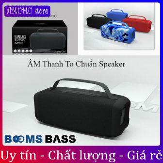 Loa Bluetooth Xách Tay Superbass L17 Âm Thanh Sống Động Bass Chuẩn...