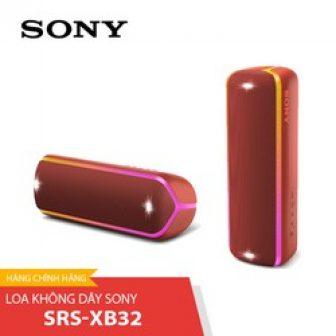 Loa Di Động Bluetooth Extra Bass Sony Srs-Xb32