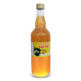 Mật Ong Hoa Cà Phê Bảo Lộc 500Ml (700Gr) Chai Nhựa Cao...