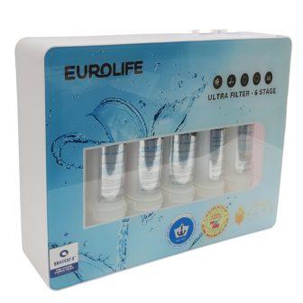 Máy Lọc Nước Uống Trực Tiếp 6 Cấp Độ Lọc Eurolife El-Uf6...