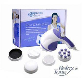 Máy Massage Bụng Relax Tone -𝑭𝒓𝒆𝒆𝑺𝒉𝒊𝒑- Máy Massage Toàn Thân Giảm Nhức...
