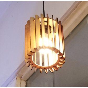 Đèn Gỗ Thả Trần Tt0159 Full Bộ