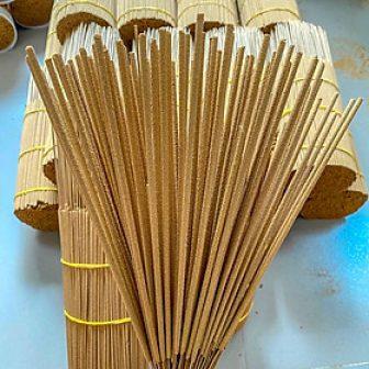 Nhang Trầm Hương Sạch - 100% Organic (Nhang Cây)