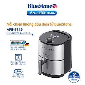 Nồi Chiên Không Dầu Điện Tử Bluestone Afb-5869 (3,2 Lít) - Hàng...