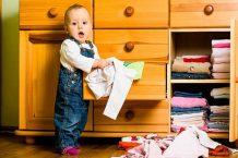 """Mua """"online"""" tủ đựng quần áo cho bé trang nào uy tín?"""