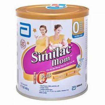 Sữa Bầu Similac Mom Hương Vani (900G)