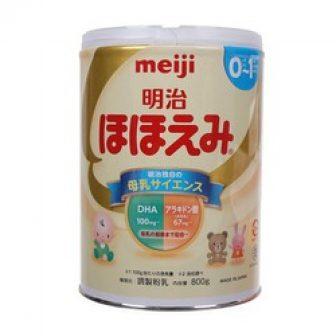 Sữa Meiji Số 0 - 800G