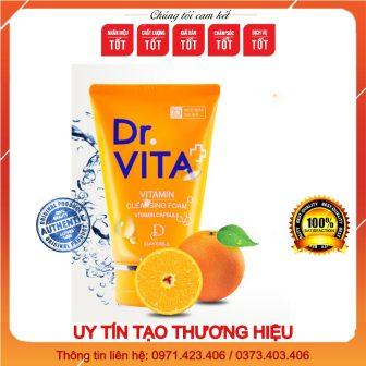 Sữa Rửa Mặt Vitamin Dr.vita Hàn Quốc