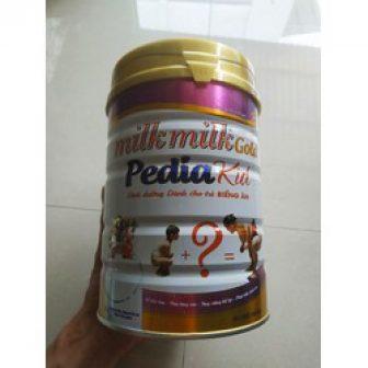 Sữa Tăng Cân Cho Trẻ Biếng Ăn Milkmilkgold Pediakid 900G