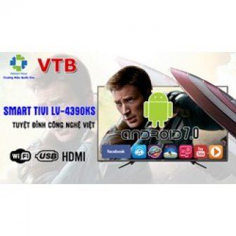 Smart Tv Karaoke Full Hd Lv4390Ks