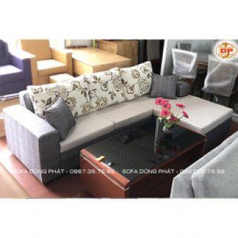 Sofa Góc Chữ L Cho Nhà Nhỏ Dp-Sg19
