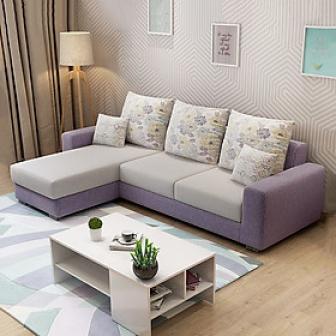 Sofa Góc Phòng Khách - Mã Dp11