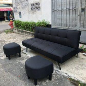 Sofa Giường Dài 1M7 Hàng Công Ty ( Có Video) Chưa Bao...
