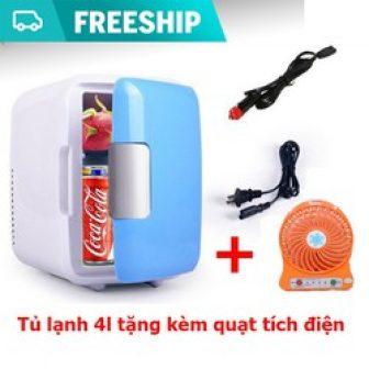 Tủ Lạnh Mini Ôtô