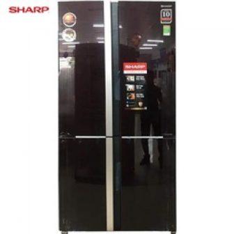 Tủ Lạnh Sharp Inverter Sj-Fx688Vg-Rd 2018 678 Lít