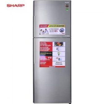 Tủ Lạnh Sharp Inverter Sj-X316E-Sl 314 Lít