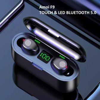Tai Nghe Bluetooth Amoi F9 Tws 5.0 Bản Quốc Tế Không Dây...