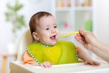 """15 Thực đơn ăn dặm cho bé 6 tháng """"lớn nhanh như thổi"""""""