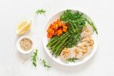 Thực đơn bữa tối giảm cân siêu tiện lợi và hiệu quả