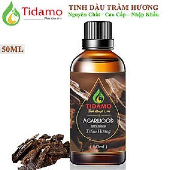 Tinh Dầu Xông Phòng Trầm Hương Tidamo 50Ml - Tinh Dầu Trầm...