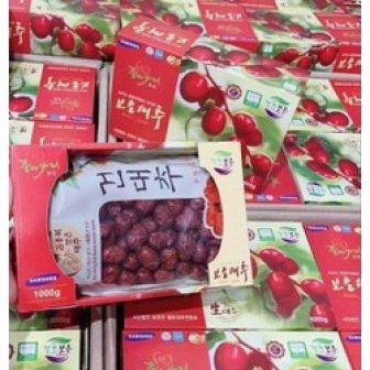 Táo Hộp Hàn Quốc-Đủ 1Kg Làm Quà Biếu