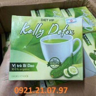 Trà Bí Đao Giảm Cân Kelly Detox