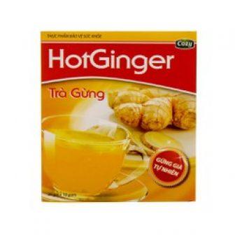 Trà Gừng Hotginger - Hộp 20 Gói