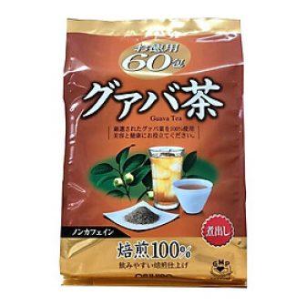Trà Ổi Giảm Cân Orihiro Nhật Bản Túi 60 Gói