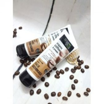 Tẩy Da Chết Mặt Organic Shop Coffe