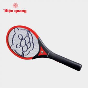 Vợt Muỗi Điện Quang Đq Emr01 Blr Đen - Đỏ
