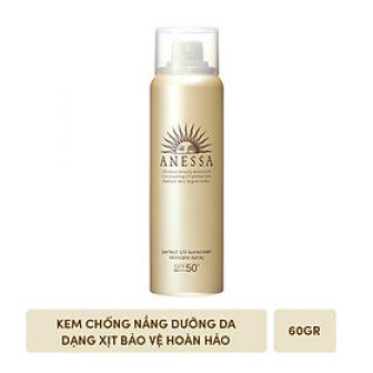 Xịt Chống Nắng Toàn Diện Anessa Perfect Uv Spray Sunscreen Aqua Booster...