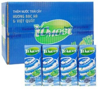 Yomost ❤Freeship ❤ Thùng Sữa Hà Lan - Yomost Sữa Chua Uống...